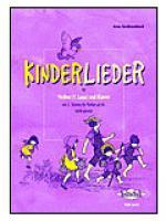 Kinderlieder fur Violine (1. Lage) und Klavier Sheet Music