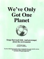 We've Only Got One Planet Sheet Music
