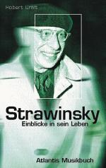 Strawinsky Sheet Music