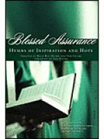 Blessed Assurance (Orchestration, Book) Sheet Music