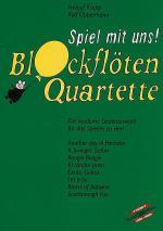 Blockflotenquartette Sheet Music