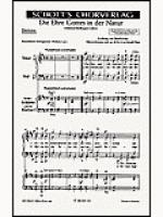 Die Ehre Gottes in der Natur op. 48/4 Sheet Music