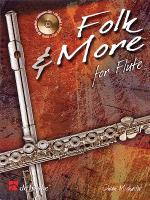 Folk and More for Flute Sheet Music