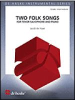 Two Folk Songs Sheet Music