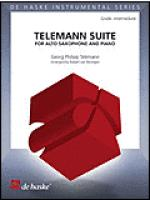 Telemann Suite Sheet Music