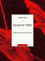 Elegiac Trio Sheet Music