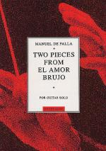 Manuel De Falla: Two Pieces From El Amor Brujo Sheet Music