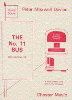 Peter Maxwell Davies: The No. 11 Bus Sheet Music