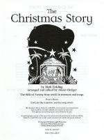 Michael Golding: The Christmas Story (Pupil's Book) Sheet Music