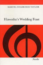 Hiawatha's Wedding Feast Sheet Music