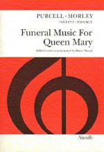 Funeral Music for Queen Mary Sheet Music