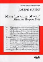 Mass in Time of War Sheet Music