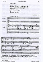 Wedding Anthem Sheet Music