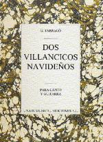 Dos Villancicos Navidenos Sheet Music