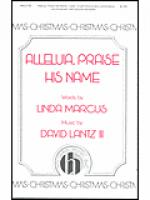 Alleluia, Praise His Name Sheet Music