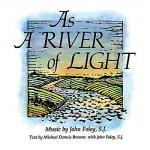 As a River of Light Sheet Music