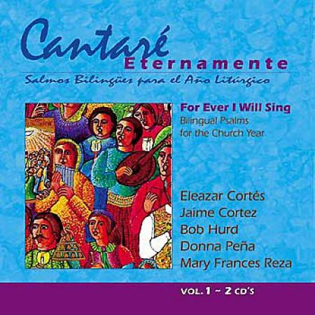 Cantare Eternamente/For Ever I Will Sing Vol. 1 Sheet Music