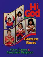Hi God Gesture Book Sheet Music