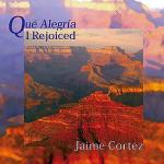 Que Alegria/I Rejoiced Sheet Music