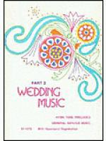 Wedding Music, Part II: Hymn Tune Preludes Sheet Music