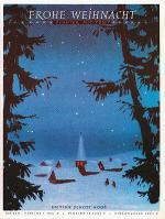 Frohe Weihnacht Sheet Music
