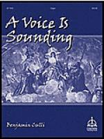 A Voice Is Sounding: 5 Chorale Preludes for Advent Sheet Music