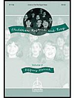 Children Rejoice and Sing, Vol. 2 Sheet Music