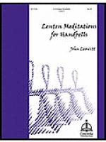 Lenten Meditations for Handbells Sheet Music