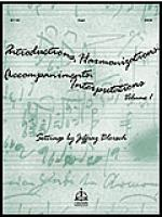 Introductions, Harmonizations, Accompaniments, Interpretations - Volume 1 Sheet Music