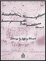 Introductions, Harmonizations, Accompaniments, Interpretations - Volume 2 Sheet Music