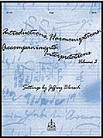 Introductions, Harmonizations, Accompaniments, Interpretations - Volume 3 Sheet Music