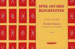 Kleine Stucke Sheet Music