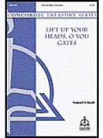 Lift Up Your Heads, O You Gates Sheet Music