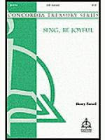 Sing, Be Joyful Sheet Music
