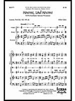 Hosanna, Loud Hosanna [Logia] Sheet Music