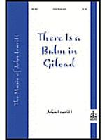 There Is A Balm In Gilead Sheet Music