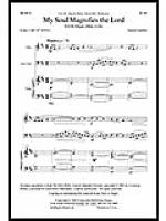 My Soul Magnifies the Lord Sheet Music