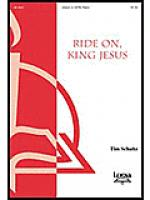 Ride On, King Jesus Sheet Music