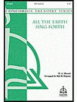 All the Earth Sing Forth Sheet Music