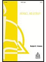 Sing Allelu Sheet Music