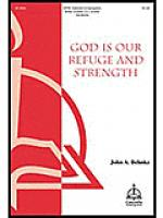God Is Our Refuge and Strength Sheet Music