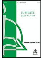 Jubilate Sheet Music