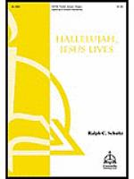 Hallelujah! Jesus Lives Sheet Music