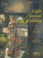 The Magic of Light Classical Fiddling Sheet Music
