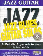 Jazz Guitar - Jazz Blues Guitar Solos Sheet Music