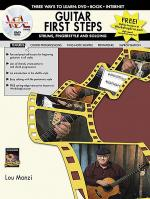 Guitar First Steps -- Strums, Fingerstyle and Soloing Sheet Music