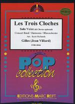 Les Trois Cloches (Male or Female Voice & Chorus) Sheet Music