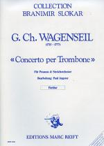 Concerto per Trombone Sheet Music