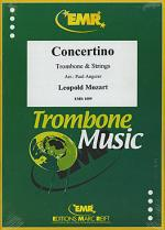 Concertino fur Posaune Sheet Music