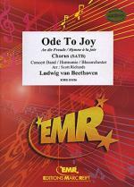 Ode To Joy (Chorus SATB) Sheet Music